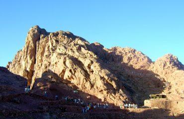 Mount Sinai Egypt