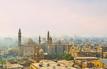 Old Cairo View